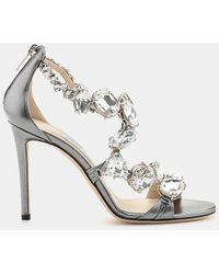 Jimmy Choo Karima 100 Crystal M... 100% authentic online ruxuOMSy