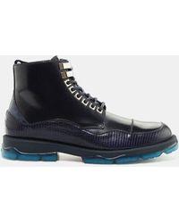 Jimmy Choo - Baldwyn Combat Boot - Lyst