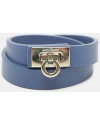 Ferragamo - Br Gancet 2ll Bracelet - Lyst