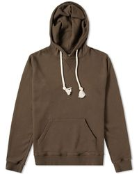 JW Anderson - Embroidered Logo Hoody - Lyst