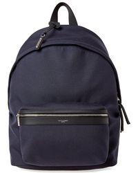 fbf693604e Lyst - Men s Saint Laurent Backpacks Online Sale