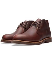 Red Wing - 9215 Heritage Work Foreman Chukka - Lyst