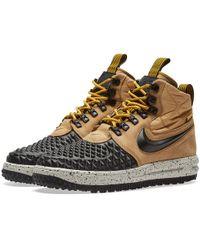 Nike - Lunar Force 1 Duckboot '17 - Lyst