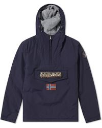 Napapijri - Rainforest Jacket - Lyst