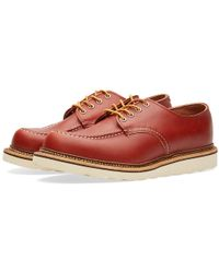 Red Wing - 8103 Classic Oxford Boot - Lyst
