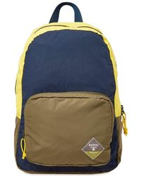 Barbour - Gable Backpack - Lyst