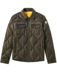 Moncler - Stephan Shirt Jacket - Lyst