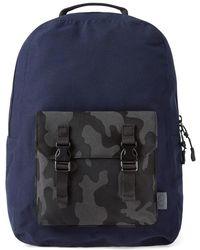C6 - Reflective Pocket Amino Backpack - Lyst