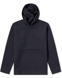 S.N.S Herning - Neo Hooded Anorak Knit - Lyst
