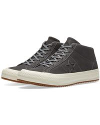 Converse - One Star Counter Climate Mid - Lyst