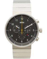 Braun - Bn0095 Chronograph Watch - Lyst