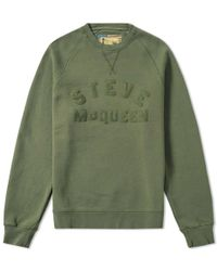 Barbour - Steve Mcqueen Merchant Crew Sweat - Lyst