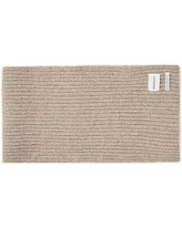 Norse Projects - Wide Rib Scarf - Lyst