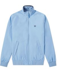 Fred Perry Authentic - Fred Perry Brentham Jacket - Lyst