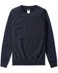 Engineered Garments - Crew Sweat - Lyst