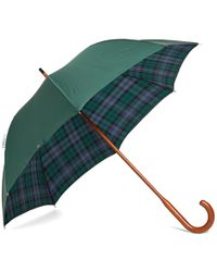 London Undercover - Classic Double Layer Umbrella - Lyst