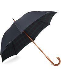 London Undercover - Classic Solid Stick Umbrella - Lyst