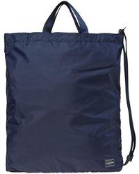Porter - Flex 2 Way Foldable Shoulder Tote Bag - Lyst