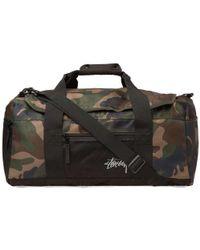 Stussy - Stock Duffle Bag - Lyst