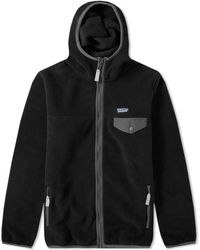 Patagonia - Synchilla Snap-t Hoody - Lyst