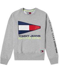 Tommy Hilfiger 5.0 Women's 90s Sailing Logo Crew Sweat