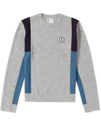 Wooyoungmi - Panelled Sweat - Lyst