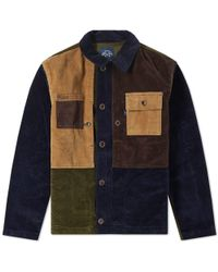 Bleu De Paname - Bridge Jacket - Lyst