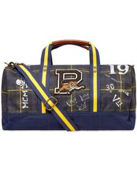 Polo Ralph Lauren - Canvas Duffel Bag - Lyst 1bd4bffcd8700