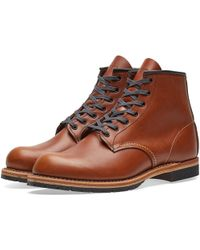 "Red Wing - 9016 Beckman 6"" Round Toe Boot - Lyst"