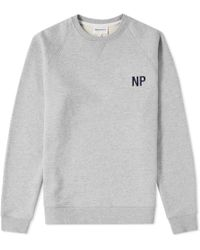Norse Projects - Ketel Embroidery Logo Sweat - Lyst
