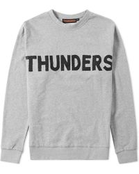 Thunders - Drill Crew Sweat - Lyst