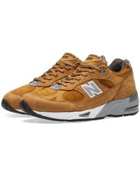 New Balance | M991pnt - Made In England | Lyst