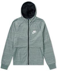 Nike - Advance 15 Hooded Jacket - Lyst