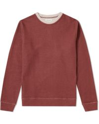 Oliver Spencer - Robin Crew Sweat - Lyst