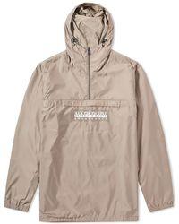Napapijri - Aumo Pullover Jacket - Lyst