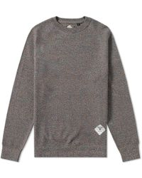 Barbour - Beacon Mix Knit - Lyst