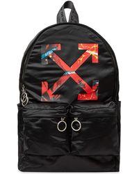 Off-White c/o Virgil Abloh - Arrow Backpack - Lyst