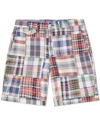 Polo Ralph Lauren - Classic Fit Madras Short - Lyst
