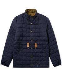 Bleu De Paname | Reversible Quilted Tank Jacket | Lyst