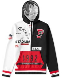 Polo Ralph Lauren - Winter Stadium Hoody - Lyst