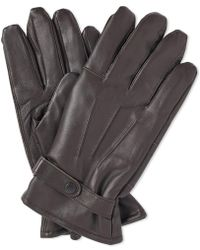 Barbour - Burnished Leather Thinsulate Glove - Lyst