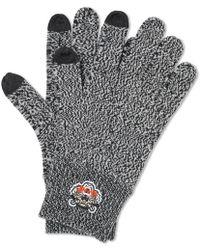 KENZO - Tiger Crest Gloves - Lyst