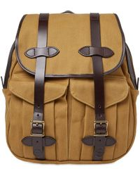 Hot Filson - Rucksack (otter Green 1) Backpack Bags - Lyst 6622ce063e