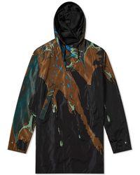 Dries Van Noten - Popover Marble Print Jacket - Lyst