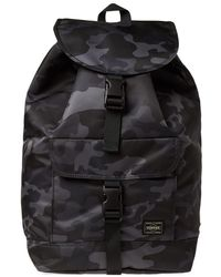 Head Porter - Jungle Camo Rucksack - Lyst