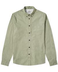 Acne Studios - Isherwood Soft Poplin Shirt - Lyst