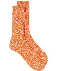 Human Made - Rib Sock - Lyst