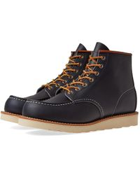 """Red Wing - 8859 Heritage Work 6"""" Moc Toe Boot - Lyst"""