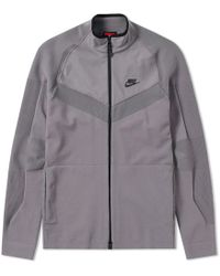 Nike - Tech Knit Jacket - Lyst