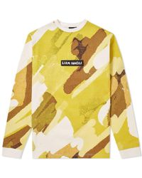Liam Hodges - Long Sleeve Camo Tee - Lyst